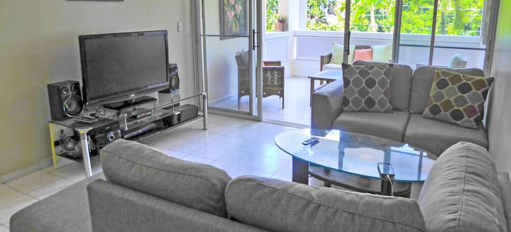 2BR Sosua Condo No Car Needed