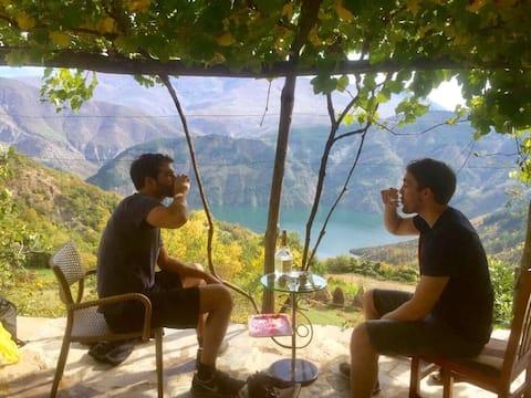 Wild tour Albania