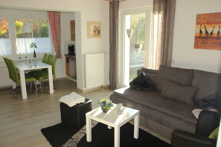 Ferienwohnung Dellori (Winterberg) -, Helle, renovierte Ferienwohnung - Entspannung pur