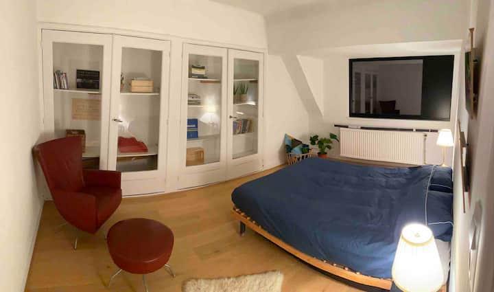 2 mooie kamers vlakbij hartje Gent