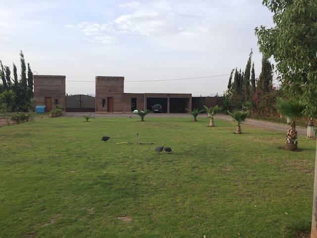 Très belle villa privé - Marrakech  - Hus