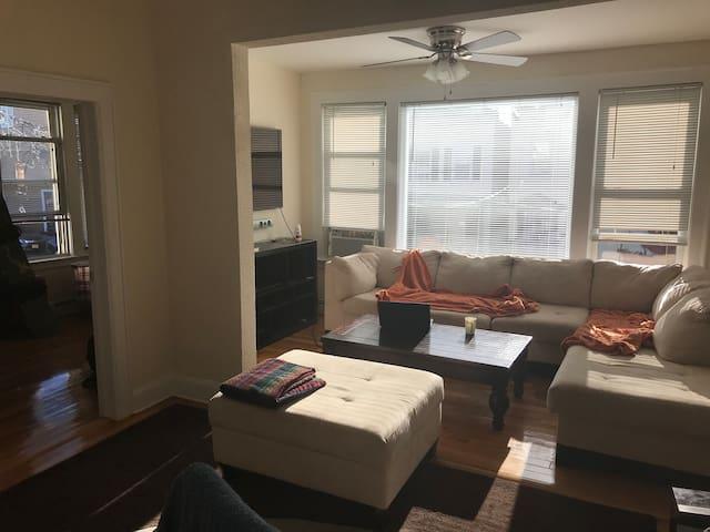 Big Bedroom On 8th street North Bergen, New Jersey