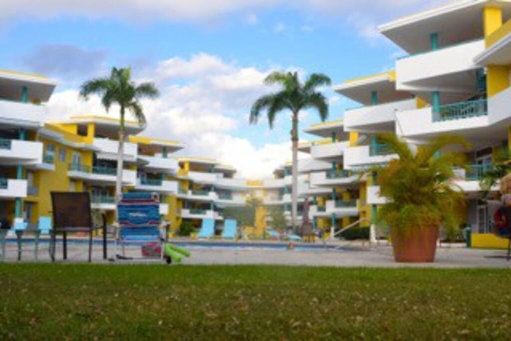 Playa Buye condominium