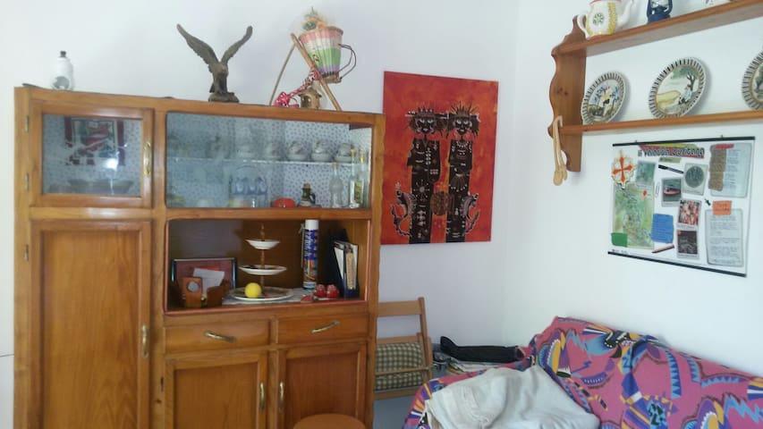 Appartamento rustico in montagna - Fenestrelle - อพาร์ทเมนท์