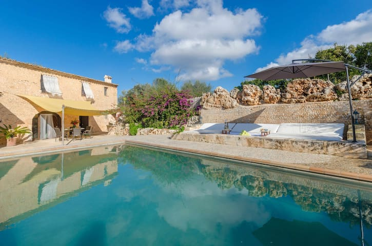 YourHouse Son Costa rustic house for 6 guests in Sineu