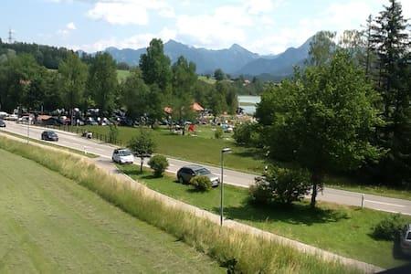 Ferienwohnung Weissensee Oberkirch - Füssen - Apartemen