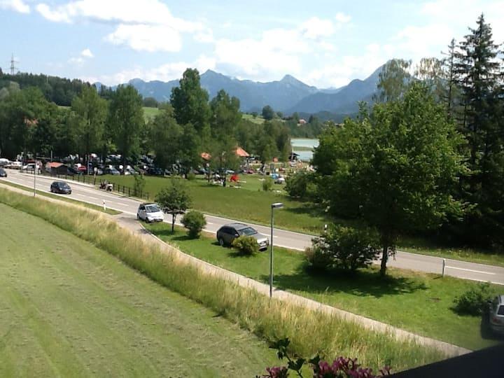 Ferienwohnung Weissensee Oberkirch
