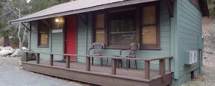 Railroad Park Resort Cabin #6