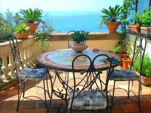 Terrace on the sea - Vietri sul mare - Apartment