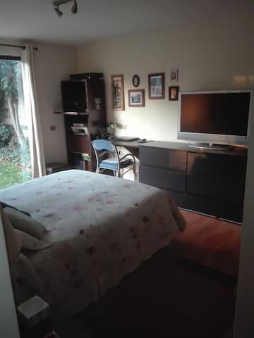 Suite, escritorio, wifi, Cable, Calefacción
