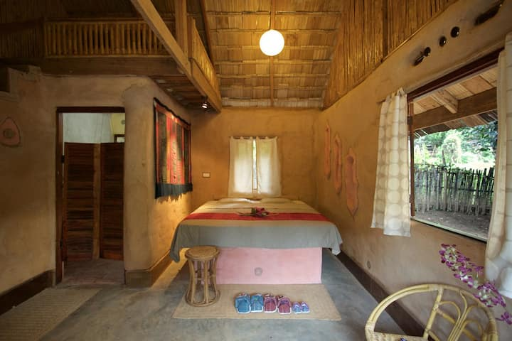 Eco-Bungalow in Nong Khuay Village, Luang Prabang