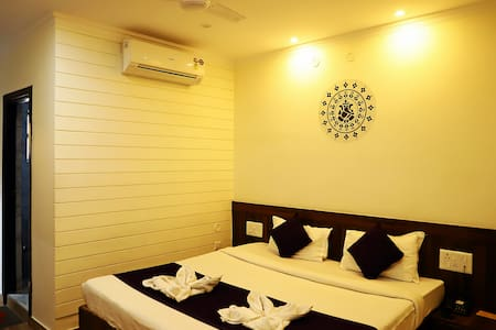 Eco. Room @Tapovan@Rishikesh