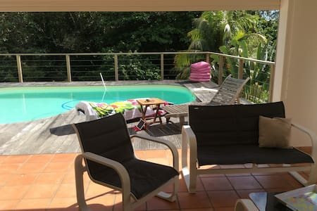 Studio avec piscine privative . - Apartament