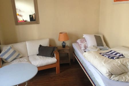 private bedroom in green area FOR GIRLS ONLY - Saint-Maurice - อพาร์ทเมนท์