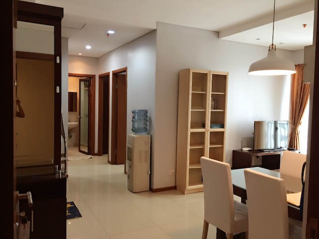Beautiful furnished & Bright at JKT - Central jakarta - Departamento