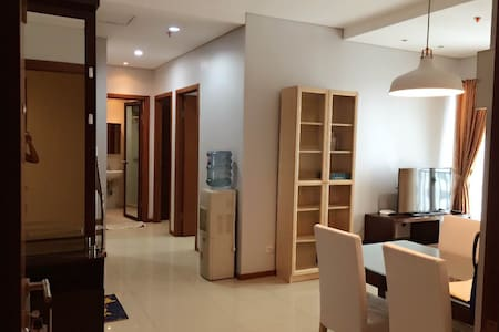Beautiful furnished & Bright at JKT - Central jakarta