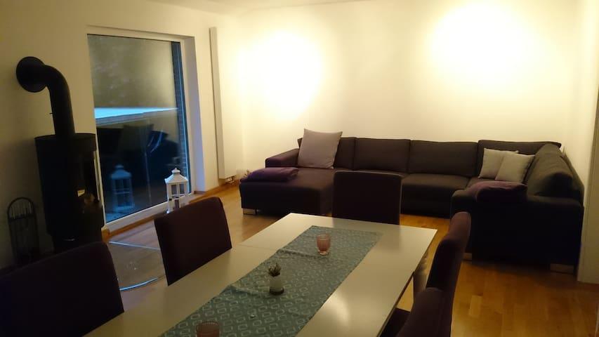 schleiregion haus m sauna ausblick in die natur h user zur miete in boren schleswig. Black Bedroom Furniture Sets. Home Design Ideas
