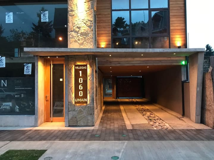 Modern apartment UMAIN 30 San Martin de los Andes