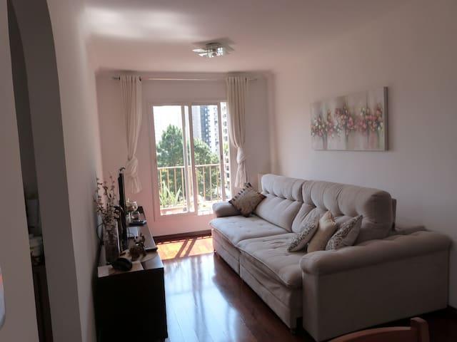 Lindo apartamento completo - São Paulo - Apartament