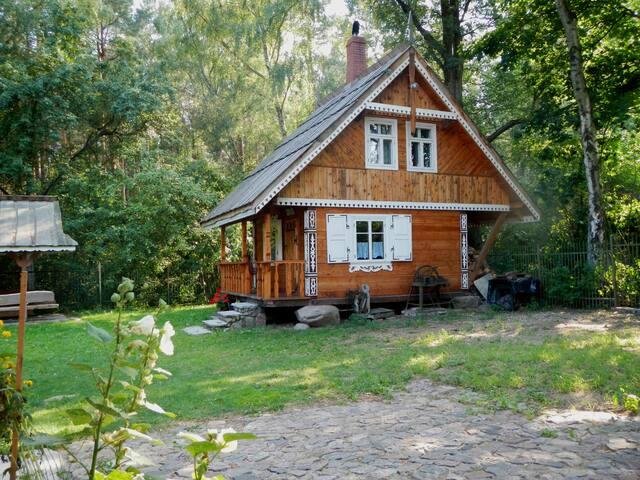 Übernachten im Sauna- Haus