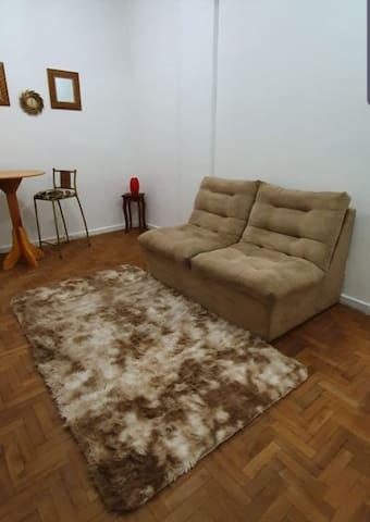 Aconchegante apartamento no centro de Joinville