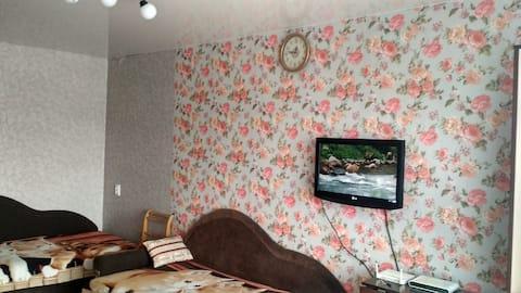 Квартира в центре Волковыска Wi-Fi