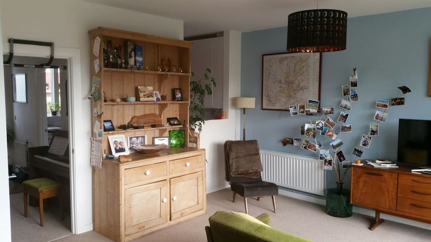 Lovely Stroud Ecohouse close to Cotswold Way - Stroud - Haus
