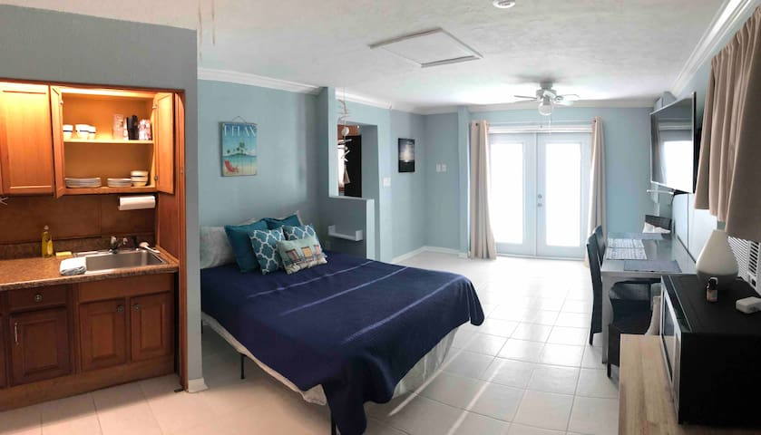 Reelax Private Guest Suite
