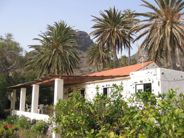AMAZINGLY  PEACEFUL  RURAL HOUSE . - Santa Cruz de Tenerife - บ้าน