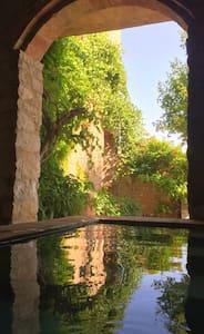 Beautiful Apartment el carro with summer pool