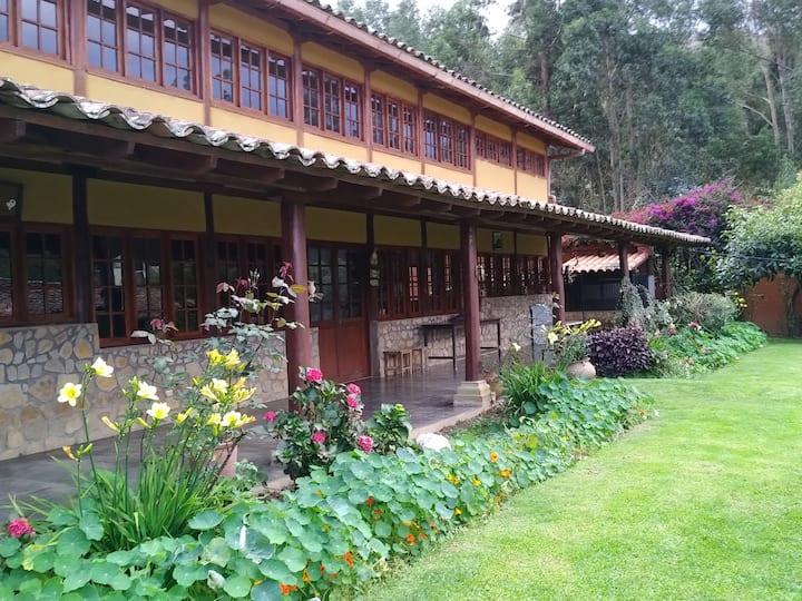 Casa de Campo del Gringo