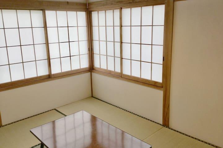 Motoyama-Tei in Kawaguchiko / Room-C