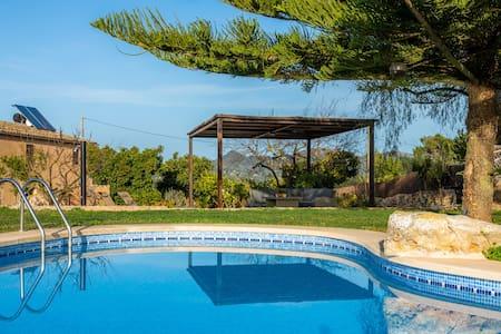 Son Parera, Stylish Rural House in Mallorca.
