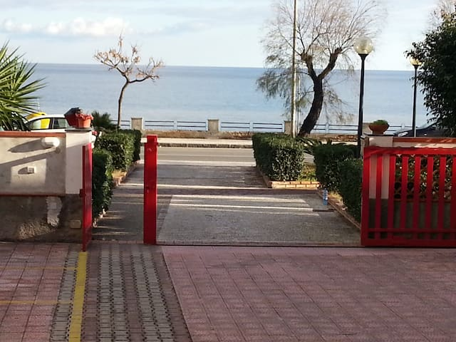 Il mare vicino Taormina - Roccalumera - Apartament