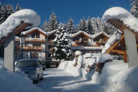 "Chalet ""Lärche"" at Gartenhotel Rosenhof - Oberndorf in Tirol"