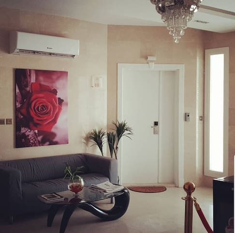 ROSE RESIDENCE (VIP SUITE APARTMENTS) 102