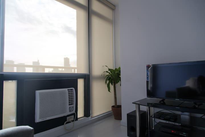 Highest building makati@gramercy1BR - makati - Apartmen