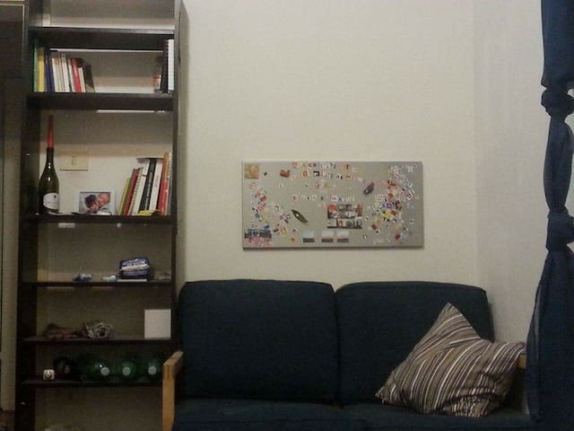 Room for 1 or 2 in the center of Bologna! - Bologna - Apartment