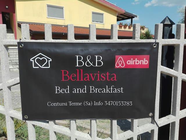 B&B Bellavista (Relax,Terme)Camera Superior.
