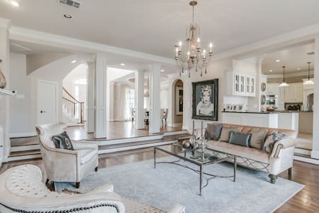 Glamorous Super Bowl Home w/Tesla car included - Missouri City - Dom