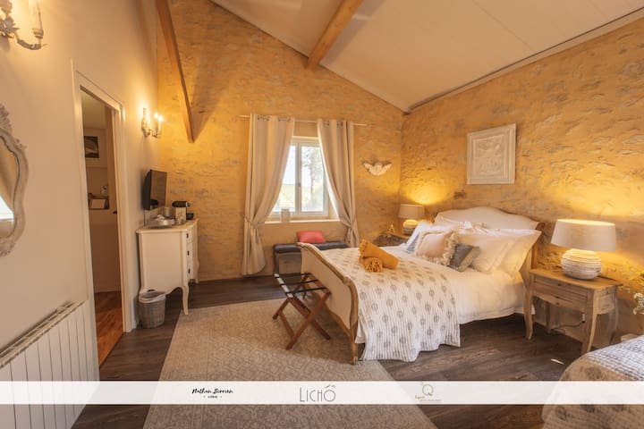 Campagne Chic-Triple room-Standard-Ensuite with Shower-Park View