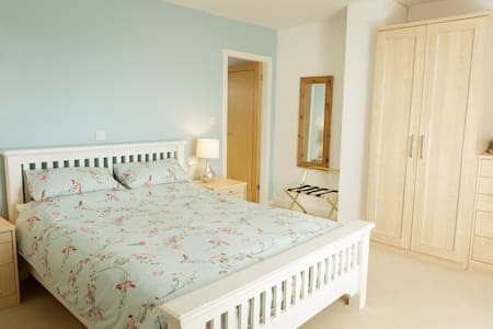 KingSize Room - Tigh Blath B&B, Broadford, Skye - Skye - Inap sarapan