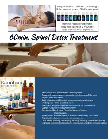 Spinal Detox Treatments