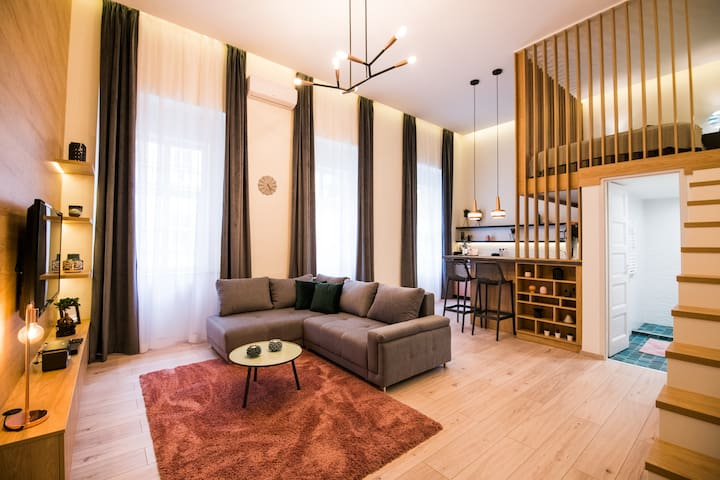 NEW Naturalistic Design Apartment