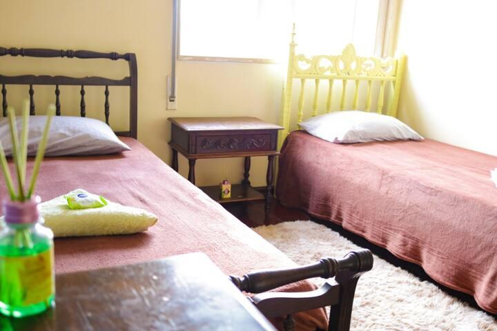 RP Higienópolis Room