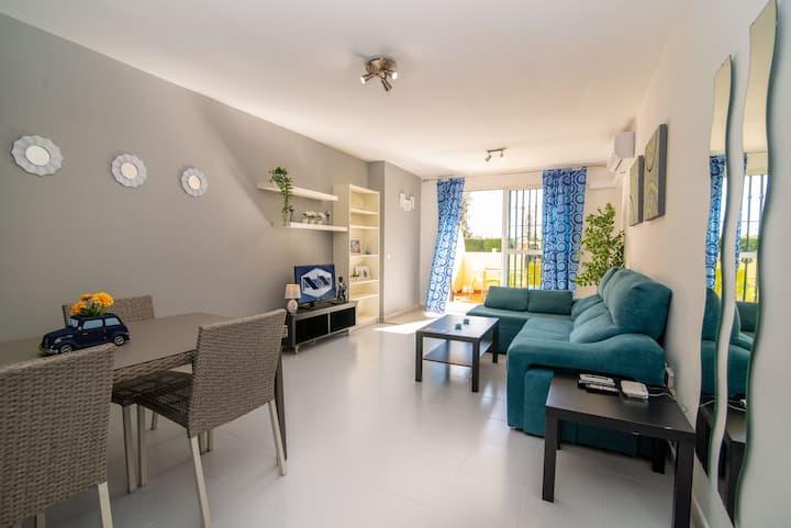 N&A Benalmádena Costa/Centre – 2BR apartment