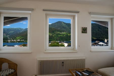 Lake View Apartment Zell am See