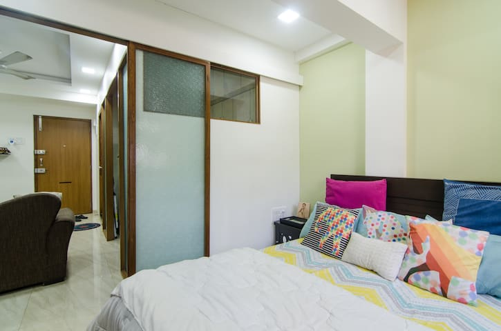 Cozy apartment @Pedder Road, South Mumbai - Mumbai - Appartamento