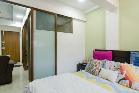 Cozy apartment @Pedder Road, South Mumbai - Mumbai - Lakás