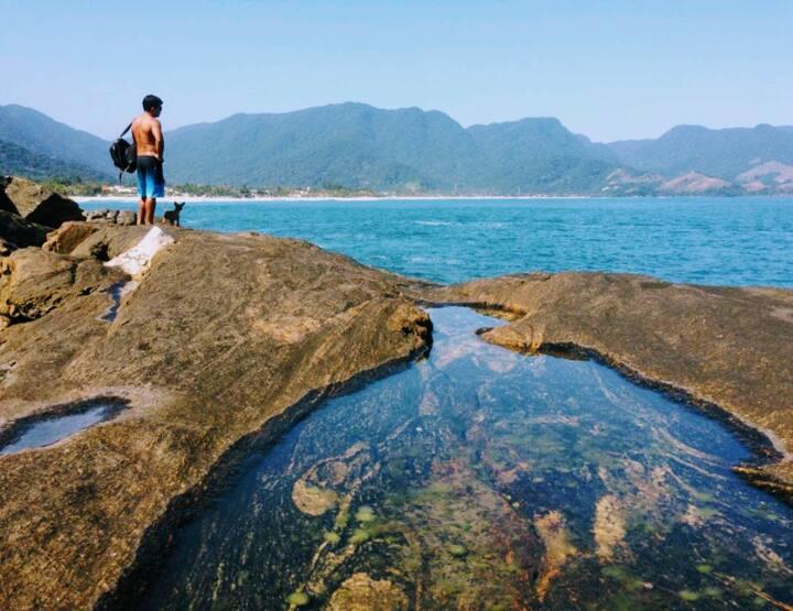 MARESIAS-Sirena *Flats Privativos 7 minutos a pé